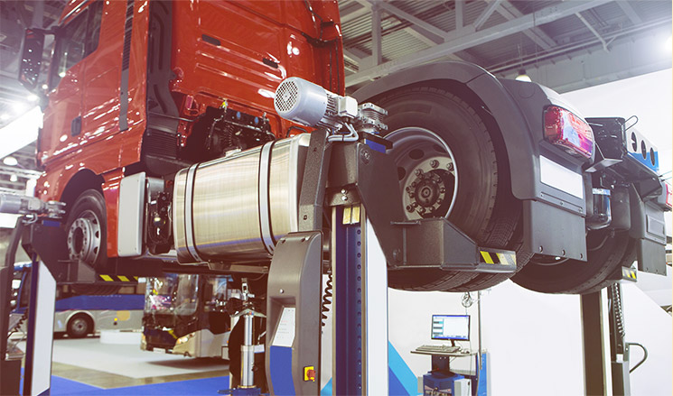 Heavy Equipment Mechanical