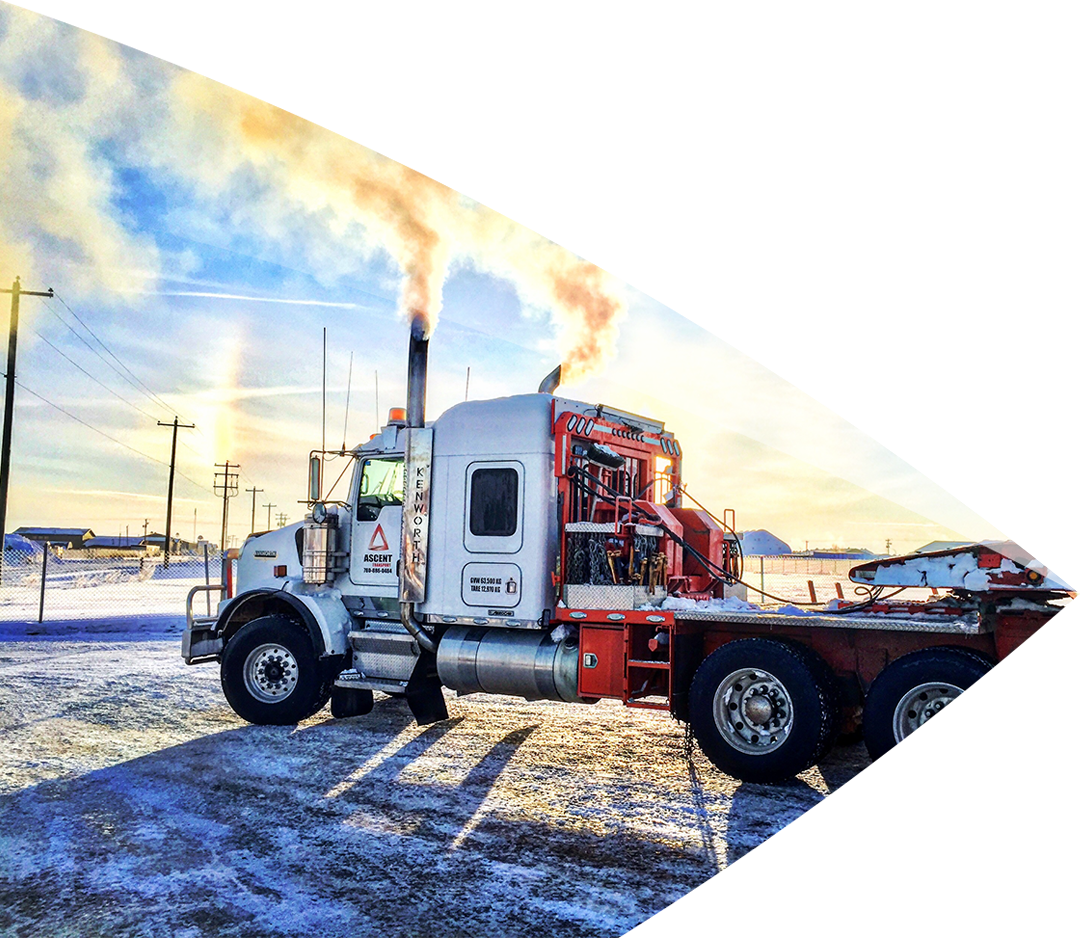 Edmonton trucking